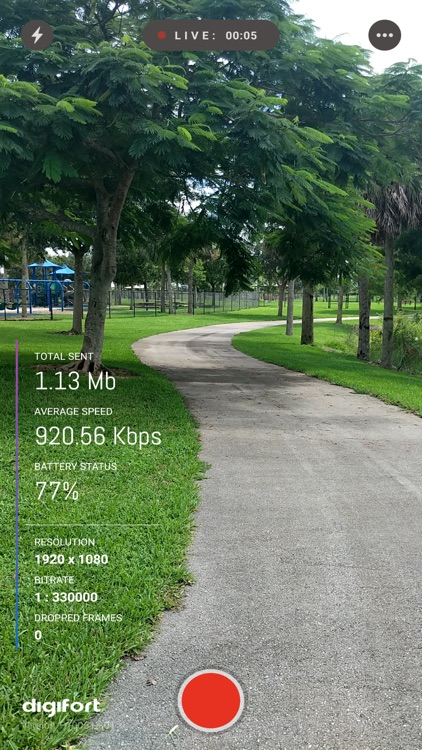 Digifort Mobile Camera Pro screenshot-3