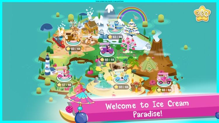 Strawberry Shortcake Ice Cream screenshot-3