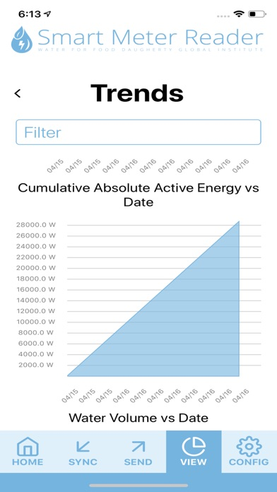 Smart Meter Reader screenshot #6