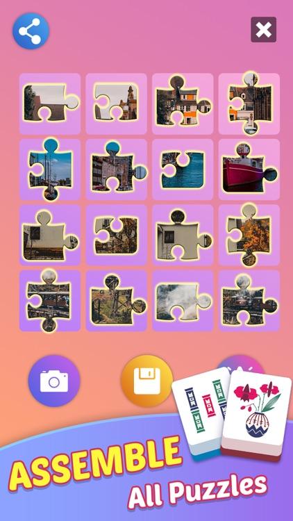 Mahjong Tours screenshot-4
