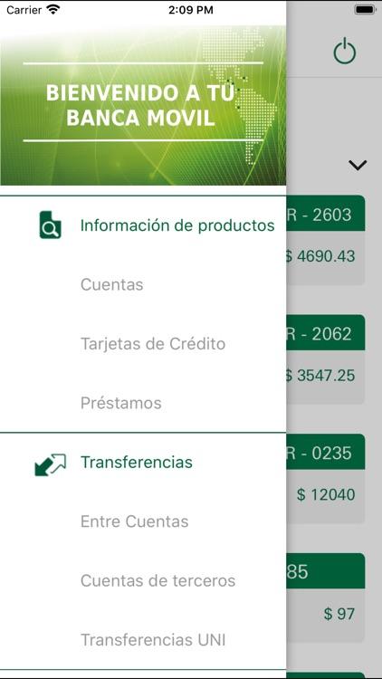Promerica Banca Móvil screenshot-3