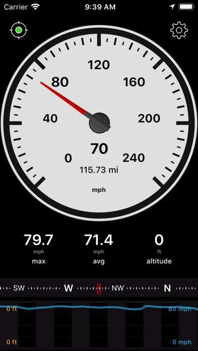 Speedometer Speed Box review screenshots