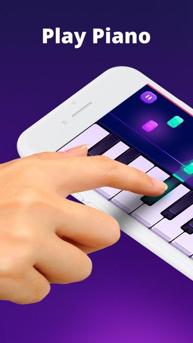 Piano Crush - Keyboard Games Screenshot