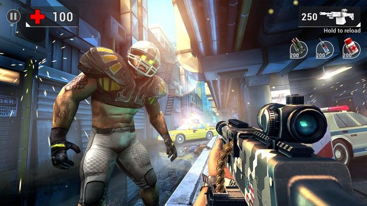 UNKILLED - Zombie Online FPS screenshot-7