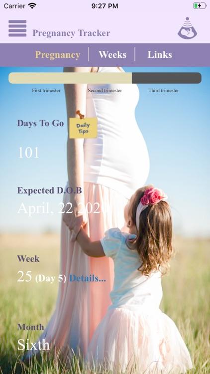 Pregnancy-tracker