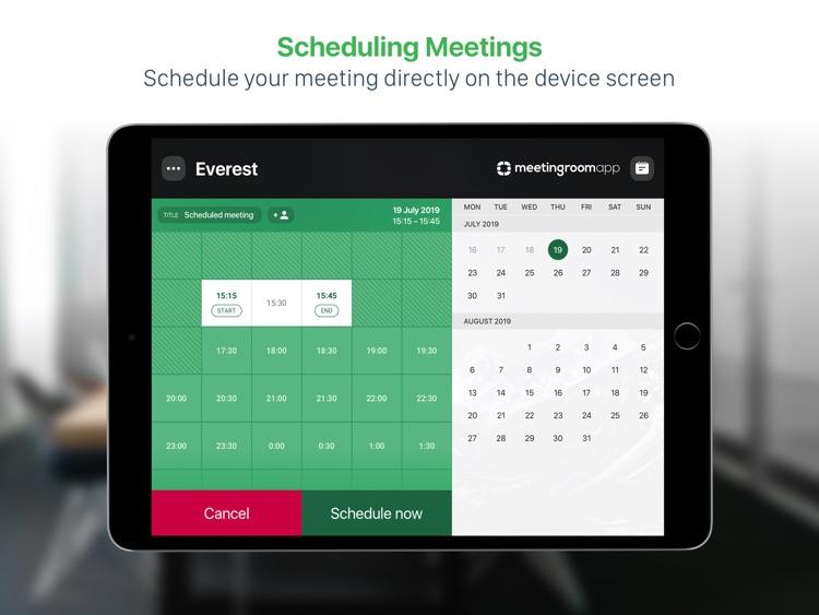 MeetingRoomApp Booking System screenshot-5