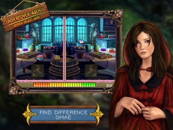 Undercover Agent Hidden Object screenshot 9