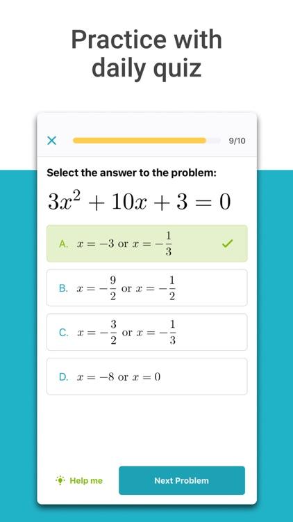 Microsoft Math Solver - HW app screenshot-5