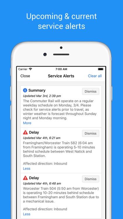 MBTA Rail screenshot-6