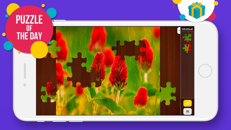 Epic Jigsaw Puzzles: Jigsaw HD screenshot-0