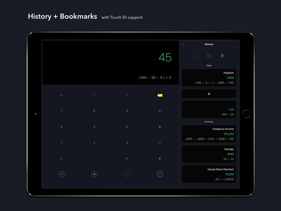 Calzy - The Smart Calculator screenshot