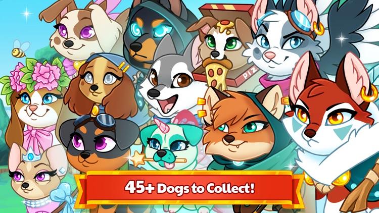 Dungeon Dogs - Idle Hero RPG screenshot-3