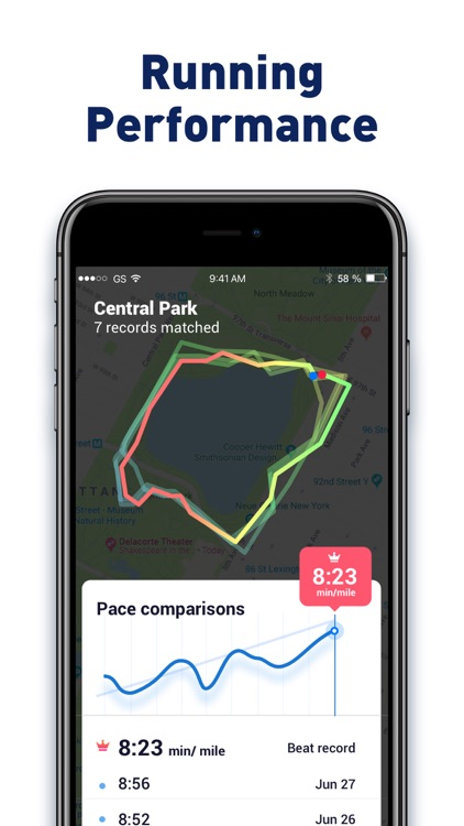 Running App - Map My Run screenshot-6