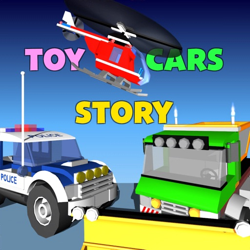 Toy Cars Story 3D: Drive Sims