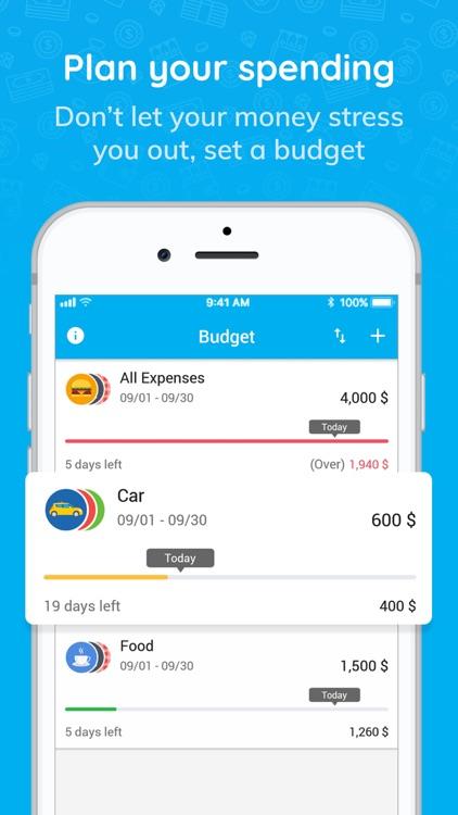 Money Keeper: Finance, Note screenshot-4