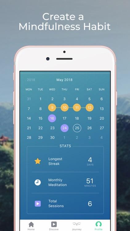 Mindbliss - Meditation & Sleep screenshot-6
