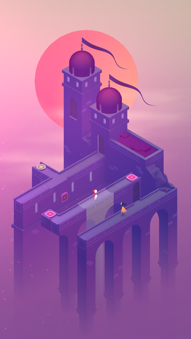 Screenshot for Monument Valley 2 in Netherlands App Store