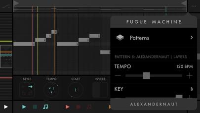 Screenshot #3 pour Fugue Machine