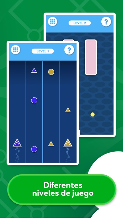 Juegos de CoordinaciónCaptura de pantalla de2