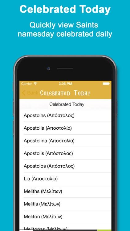 Greek Orthodox Calendar Lite