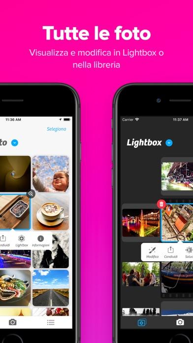 Screenshot for Camera+ 2 in Italy App Store