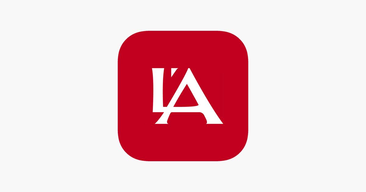 L'Alsace dans l'App Store