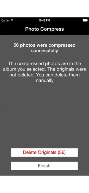 Photo size reducer app for iphone