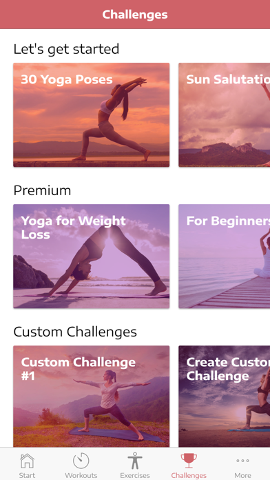 Yoga Workouts for Weight Loss screenshot four