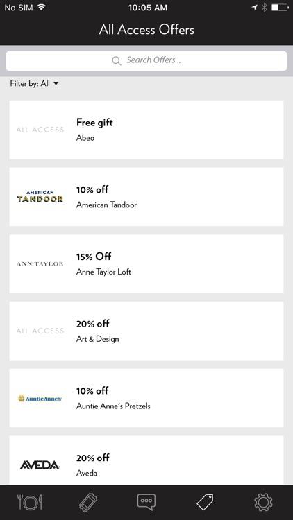 All Access Tysons screenshot-4