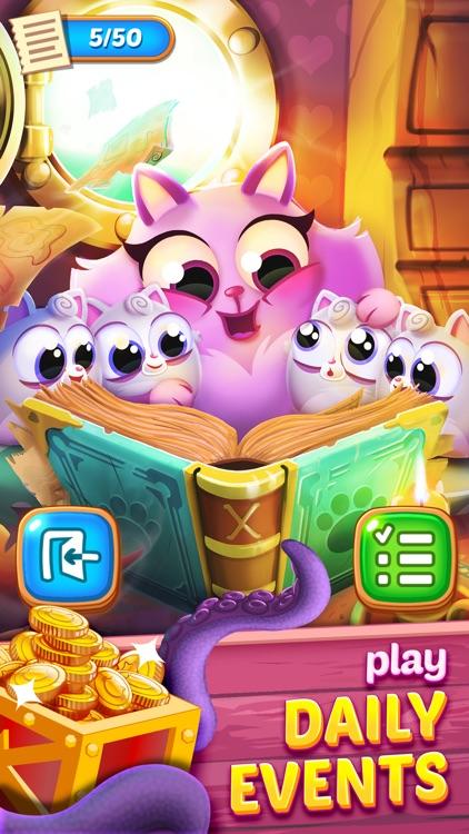 Cookie Cats Pop screenshot-3