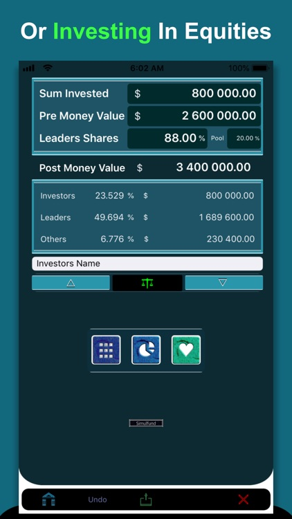 Simulfund*Term Sheet & Funding screenshot-3
