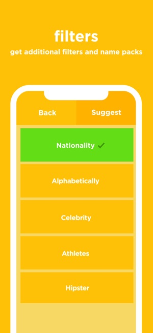 BabyName - find it together on the App Store