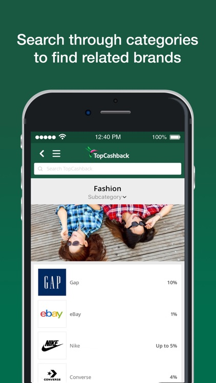 TopCashback: Coupons & Codes screenshot-1