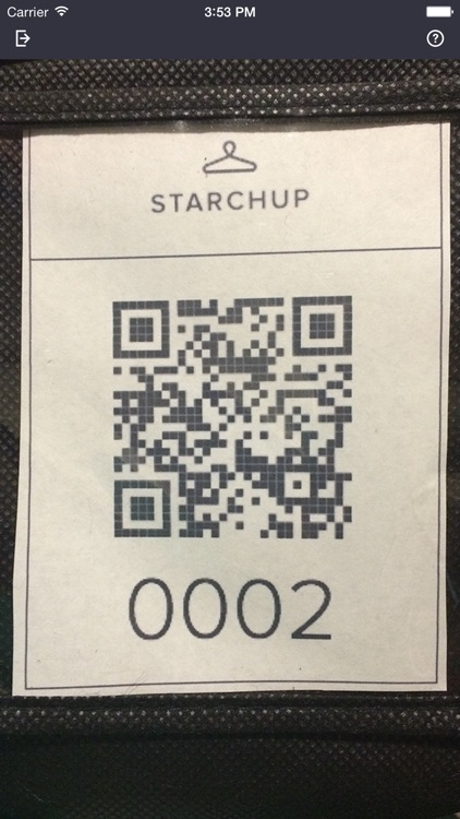 Starchup Inventory