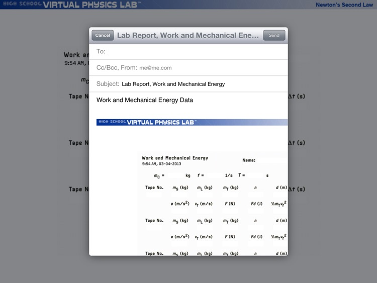 PP+ Work & Mechanical Energy screenshot-4
