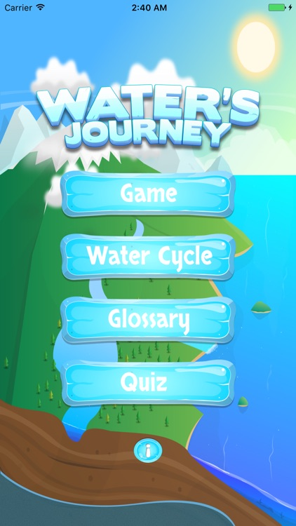 The Water Cycle Game Pro