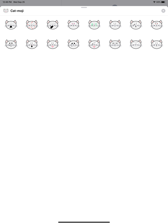 Cat-moji screenshot 2