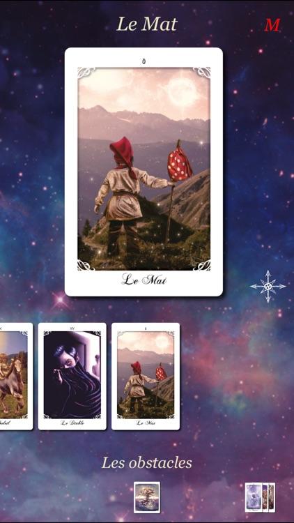 Tarot Le messager de l'âme screenshot-4