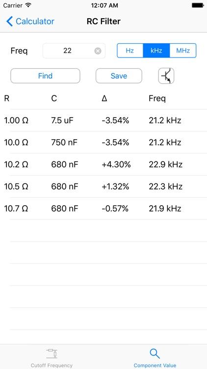 EE Calculator screenshot-3