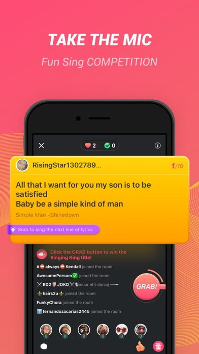 StarMaker-Sing Karaoke Songs - App - iOS me