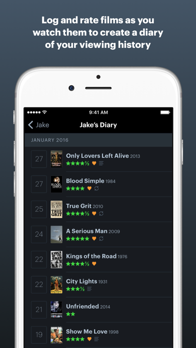 messages.download Letterboxd software