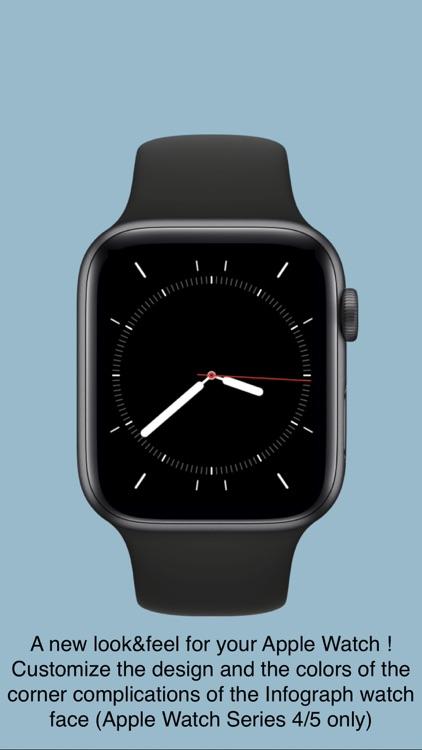 Bezels - personal watch faces screenshot-6
