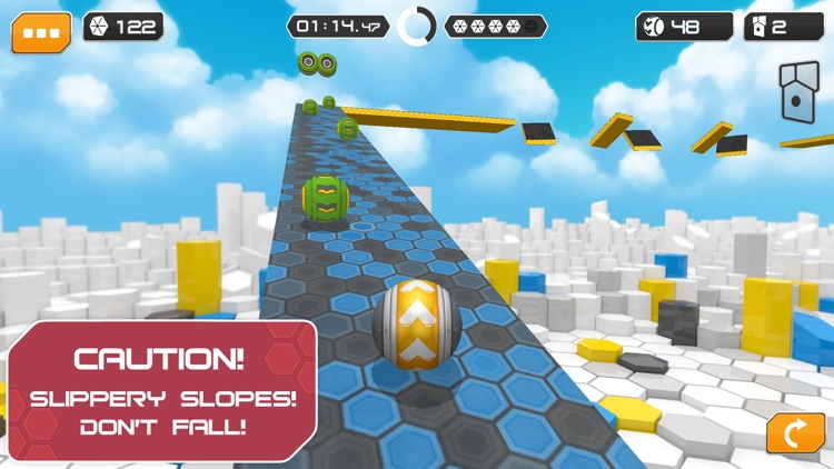 GyroSphere Trials screenshot-3
