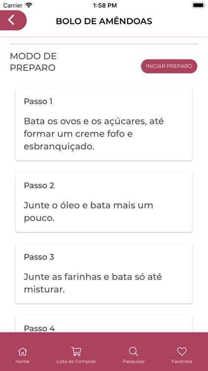 Receitas da Rê screenshot-5