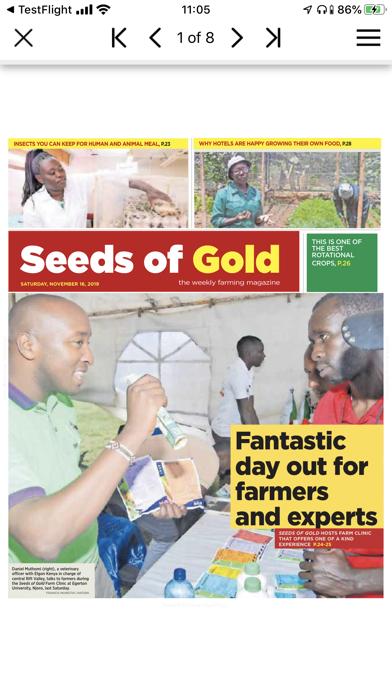 Seeds of GoldScreenshot of 1