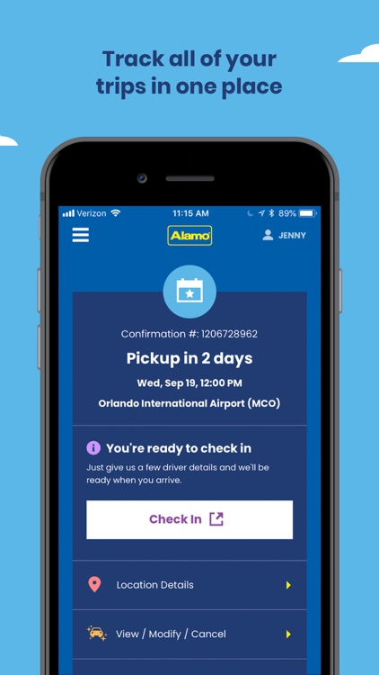 Alamo - Car Rental screenshot-3