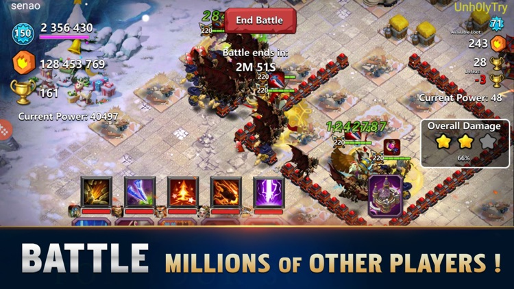 Clash of Lords 2: Guild Castle screenshot-3