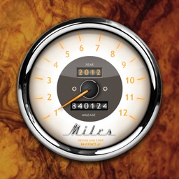 Miles HD Classic Mileage Log