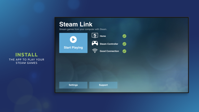 ‎Steam Link Screenshot