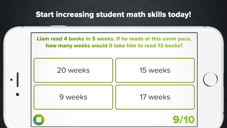 6th Grade Math Practice screenshot-4